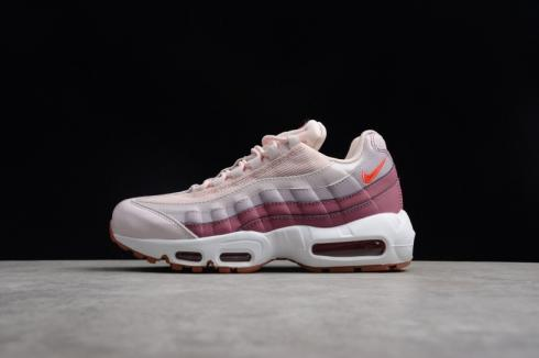 WMNS Nike Air Max 95 Barely Rose Punch 307960-603