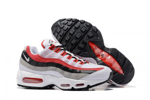 clearance red black air max 95 f955b c22fb  closeout more choices details.  an icon redesigned. the nike air max 95 essential mens 085667d26