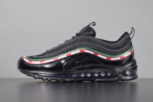 Nike Air Max 97 OG Undefeated x Unisex Black AJ1986-001