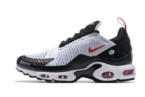 Nike Air Max 270 TN Plus White Black Red AT6789-018