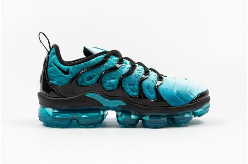 Nike Air VaporMax Plus Spirit Teal Black Green Abyss 924453-301