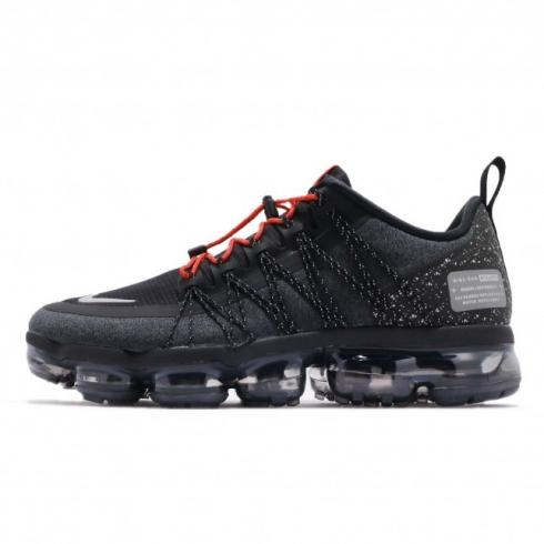 Nike Air VaporMax Run Utility Anthracite Utility Red Black Reflect Silver AQ8810-001