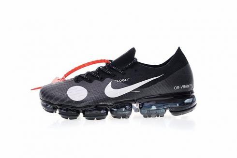 2ac839e0fa666 Nike Air VaporMax Flyknit White 849558-100 - Febbuy