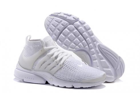 4bda2f4e319a77 Prev Nike Air Presto Flyknit Ultra Triple White Men Women Shoes Limited  Edition 835570-100