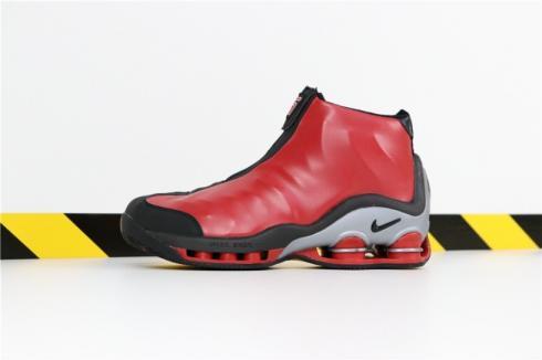 sports shoes 42b6d 0c4b0 Prev Nike Shox VC Vince Carter Bright Red Rouge Black 302277-601