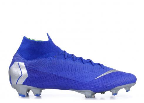 Nike Mercurial Superfly 6 Elite FG Racer Blue AH7365-400