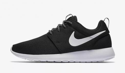 Nike Roshe One Black Dark Grey White 844994-002