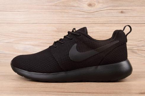 finest selection 33b38 b8721 Nike Roshe Run New Collection White Black 511881-011 - Febbuy