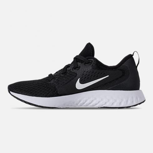 Nike Legend React Running Shoes Black White AA1626-001
