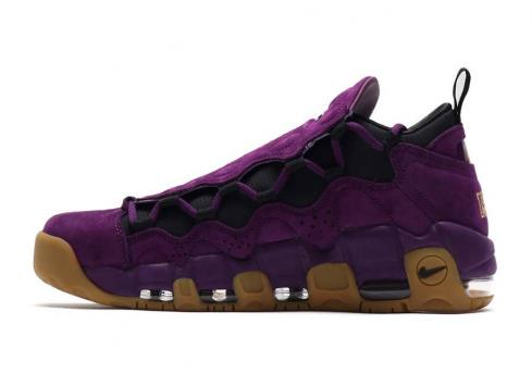 Nike Air More Money Night Purple Leopard AR5401-500