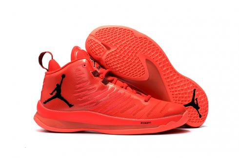 Men Basketball Shoes Sneaker Pure Red
