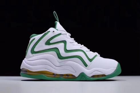 Nike Air Pippen 1 White Green Yellow 410489-183
