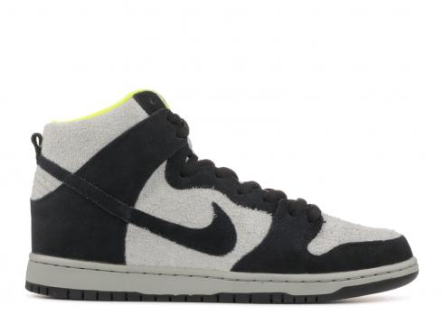 Dunk High SB Base Black Grey 305050-017