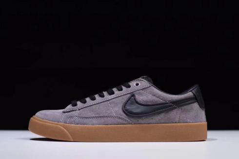 Nike SB Blazer Low GT Grey Brown Black 704939-017