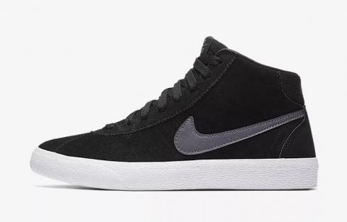 Nike SB Bruin High Black White Dark Grey 923112-001
