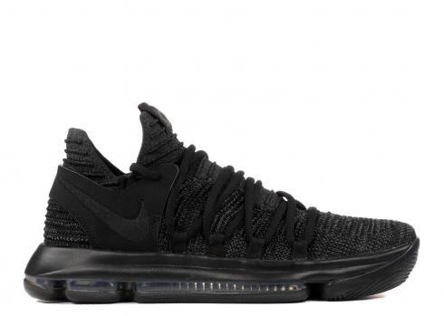 big sale 307b1 99b9b Nike Zoom Kd10 Oreo White Black 897815-001 - Febbuy