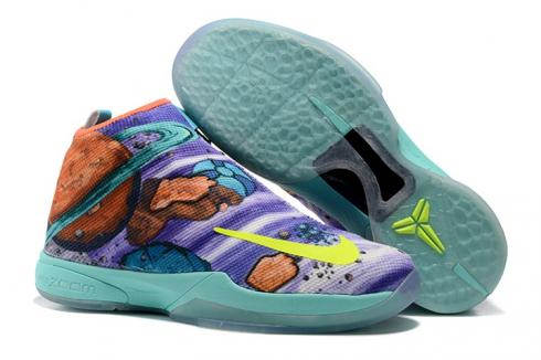 reputable site 1601e 924e5 More choices  Details. AN OLD-SCHOOL MASH-UP. The Nike Zoom Kobe Icon ...