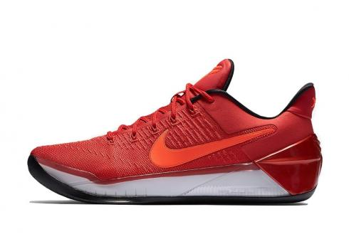 Nike Kobe AD University Red Black Total Crimson 852425-608