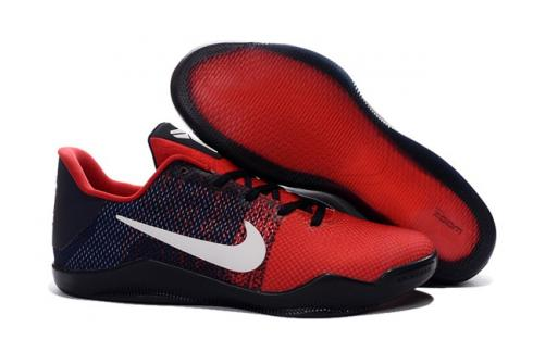 finest selection fc8da cc5a9 Prev Nike Kobe 11 Elite Low All Star Dark Blue Red Men Basketball Shoes  822675