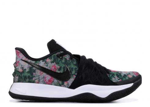 Nike Kyrie Low EP Floral Black Irving Basketball Shoes AO8980-002