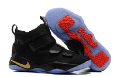 more photos d4063 8f27a Prev Nike Zoom LeBron Soldier XI 11 Men Basketball Shoes Black Yellow Red  897645