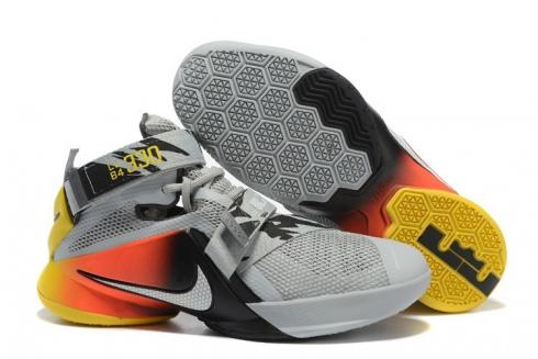 acb33984894d More choices  Details. LIGHTWEIGHT LOCKDOWN. The Nike Zoom LeBron Soldier 9  Men s Basketball Shoe ...