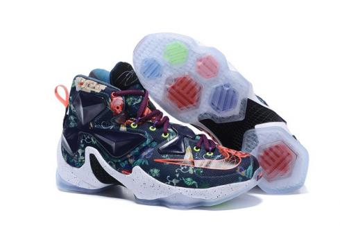 c55fced4d92 Prev Nike Lebron XIII LBJ13 AS 2016 Flower Avatar Men Basketball Shoes  835659