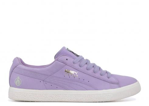 Puma The Clyde Easter White Lavender 182104-01