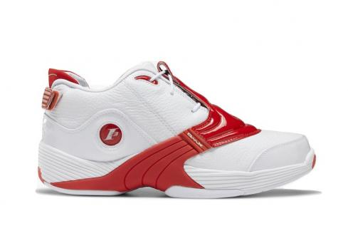 Reebok Answer 5 OG White Red Power DV6961