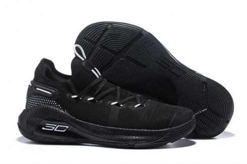 Under Armour Curry 6 Black White 3020612-001