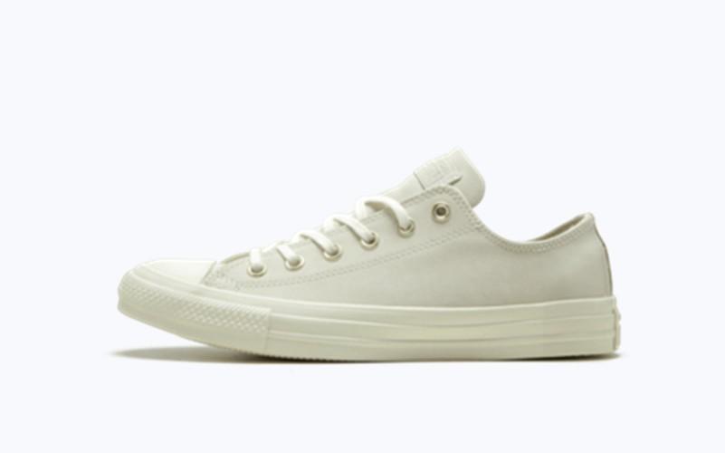 bbd261e01bb16 Converse CTAS Ox Egret Driftwood Athletic Shoes