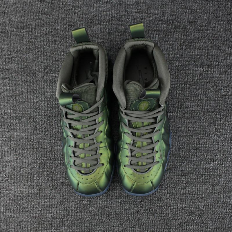 d3604f24d0f3e Prev Nike Air Foamposite One Men Basketball Shoes Green Black 575420-300.  Zoom