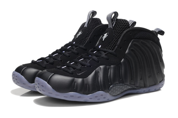 0a58e60d134 Nike Air Foamposite One PRM Pro Triple Black Anthracite Penny Basketball  Sneakers Shoes 575420-006