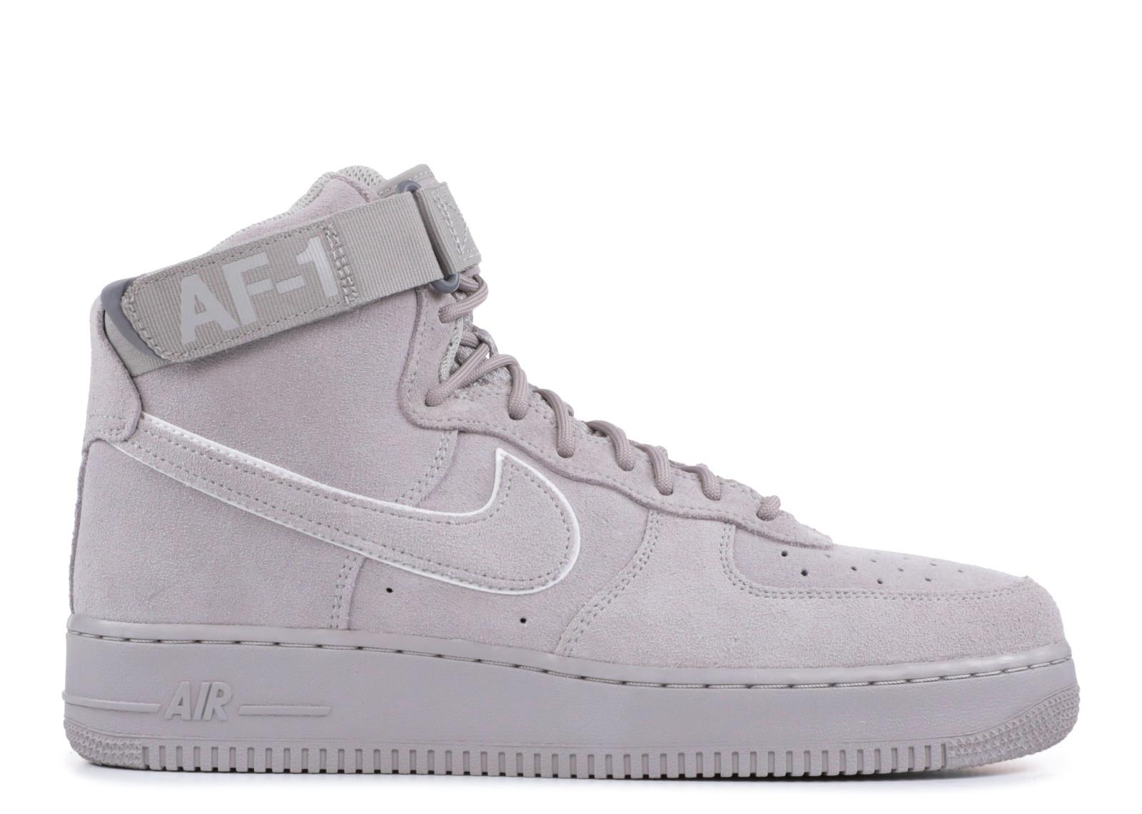 NIKE AIR FORCE 1 HIGH 07 LV8 Nike air force 1 high 07 LV8 ATMOSPHERE GREYATMOSPHERE GREY