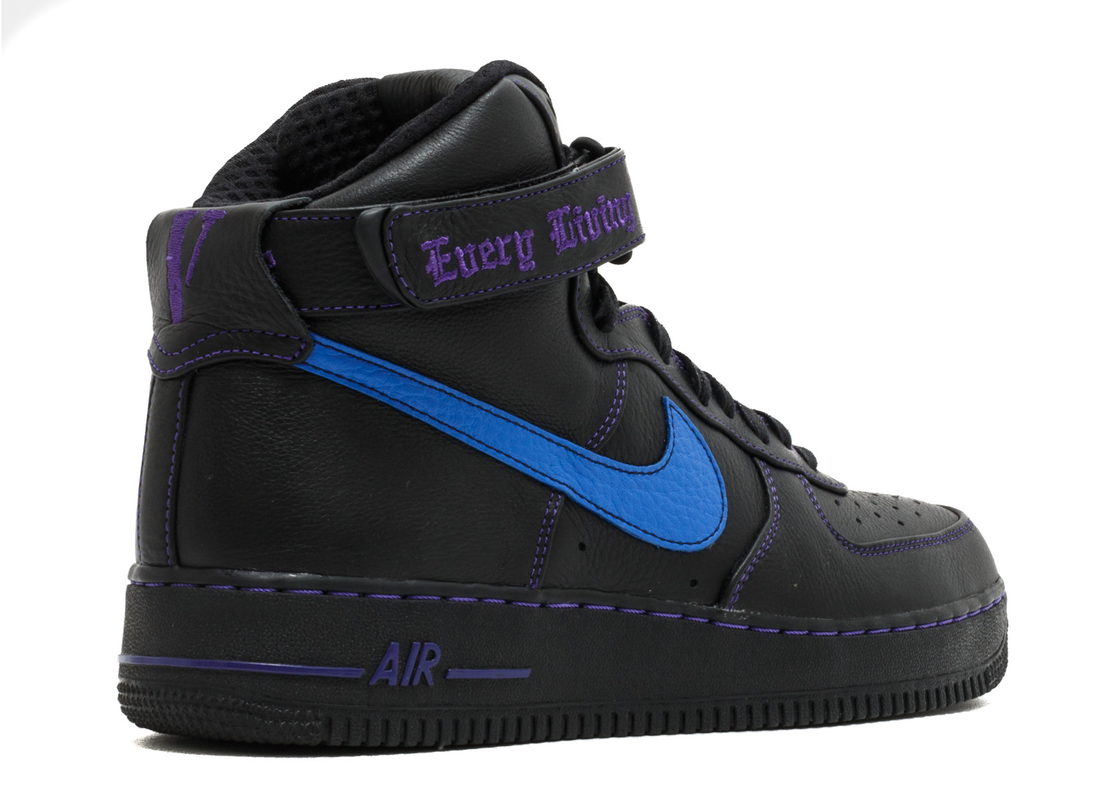 bcb5034fd35 ... Air Force 1 High Vlone Blue Court Purple Black Prize 778911-906813 ...