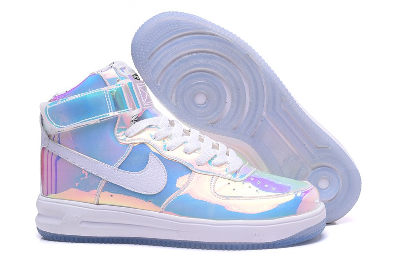 Nike Id Premium Iridescent Air High 1 991 As 779456 Force tBQCxhdsr