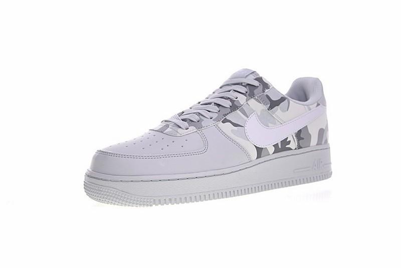 5dabea50ec829 Nike Air Force 1 '07 LV8 Country Camo Pack White 823511-009 - Febbuy
