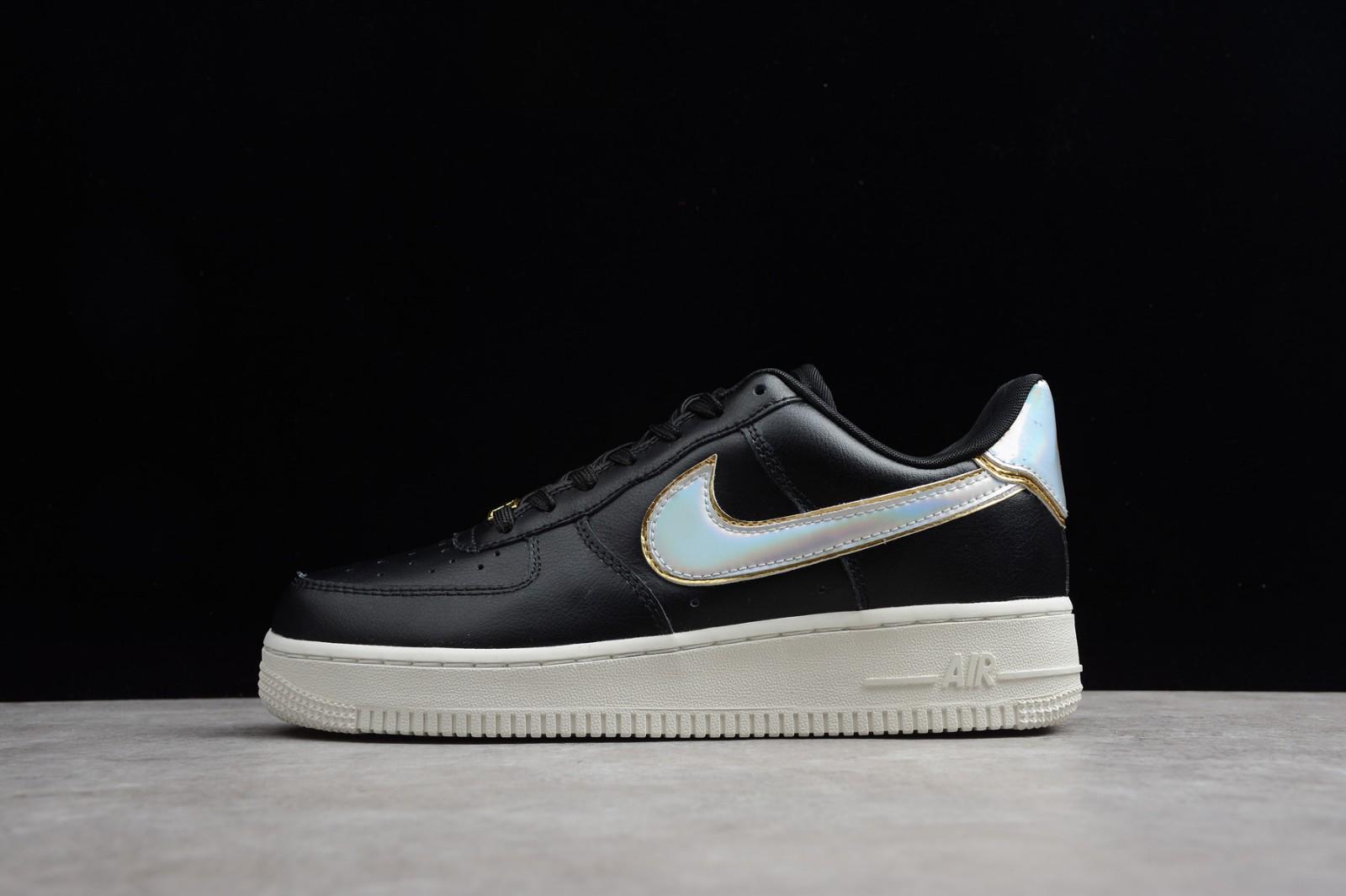 Metallic 07 Ar0642 Air 1 Black Nike 002 Force Low xordeCB