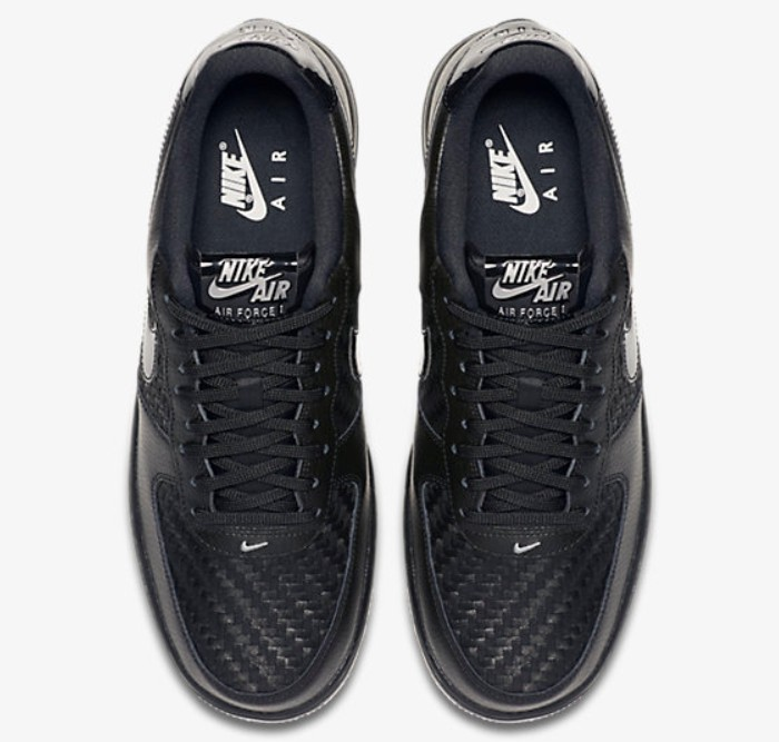 Low 1 Woven Lv8 Black Summit Air Nike 718152 White Force 010 '07 erBCxdoW