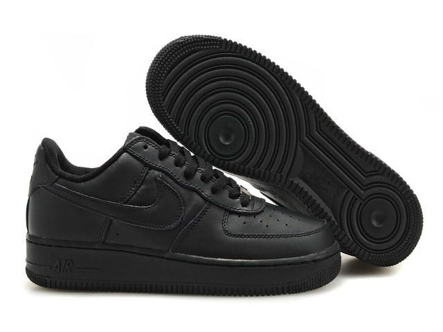 new arrival 2a856 478d1 Prev Nike Air Force 1 Low Black Unisex Casual Shoes 315122-001. Zoom