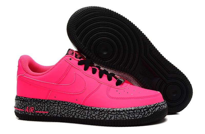 Nike Air Force 1 Upstep Tri Color Colorful 596728 105