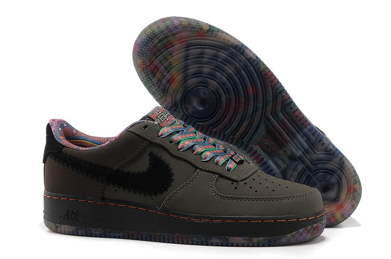 Nike Air Force 1 Low Premium BHM Black History Month 453419-050 - Febbuy 0062471bcbc0