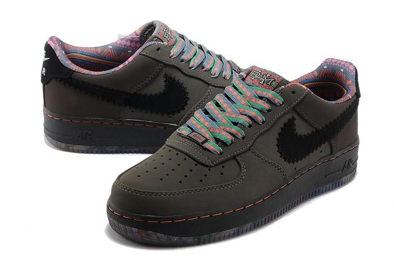 Nike Air Force 1 Low Premium BHM Black History Month 453419
