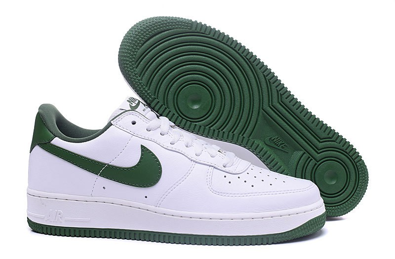 Summit 1 Low 845053 Retro White Green Nike 101 Force Air Forest XiTPkZuO