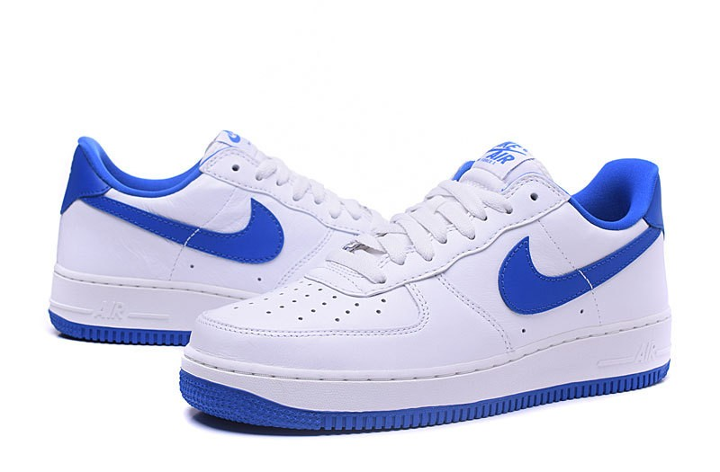 Low Blue Retro 102 Force 1 Nike Royal 845053 White Air uFJclK51T3