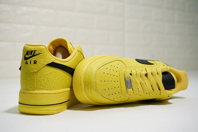 Low X 1 Face Yellow 400 Supreme Air Black North Ar3066 Force Nike The Ov8mwn0N