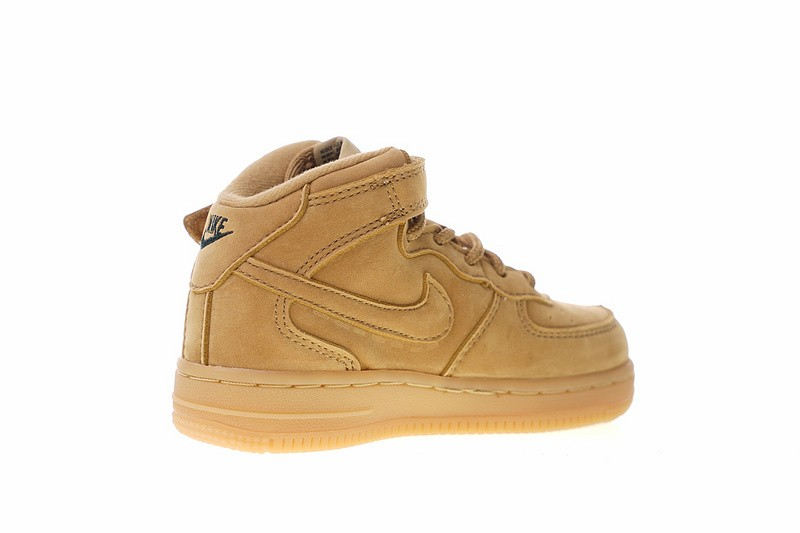 Td Air 859338 Flax Force Kids 1 Nike Mid Lv8 Gum Wheat 200 LqSUzMpVG