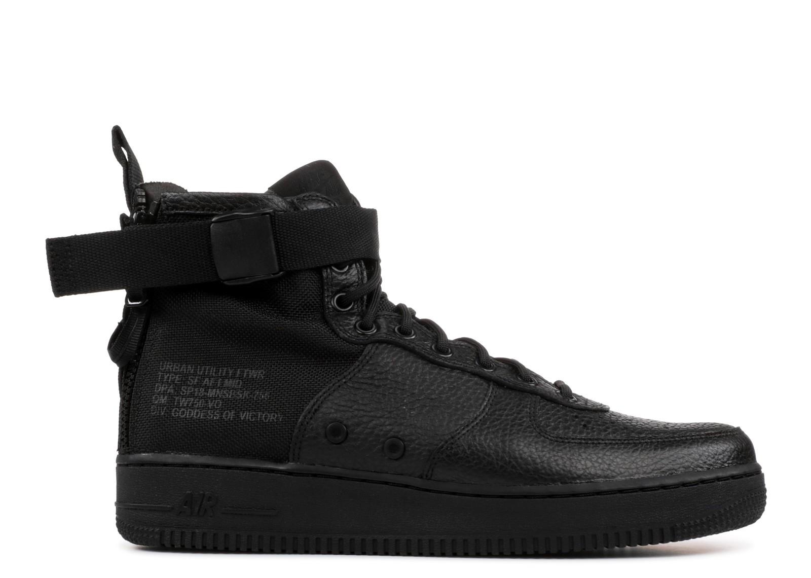 promo code d3aba c0615 Prev Nike Air Force 1 Sf Af1 Mid Black 917753-005