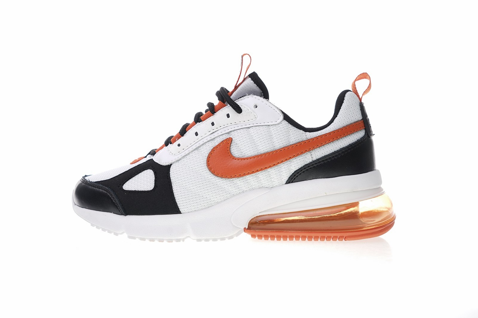 236fad0359 Prev Nike Air Force 270 Futura Orange White Black AO1569-006. Zoom. Move  your mouse over image or click to enlarge