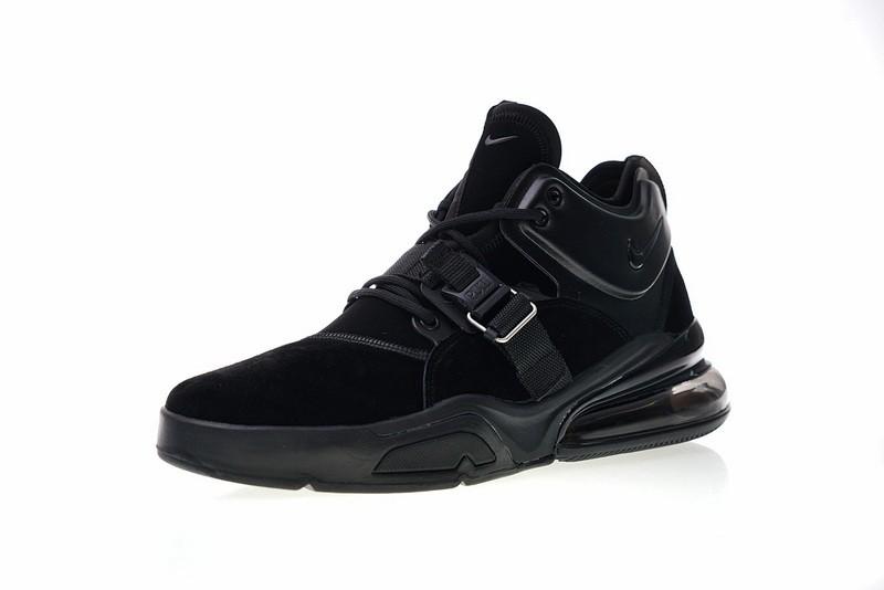 Air Men Casual Black Nike 010 Ah6772 Sneakers Shoes Triple Lifestyle Force 270 4cAL3qR5j